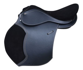 Hidalgo London Special GP leather tree saddle