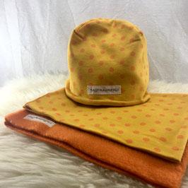 Mütze & Schlauchschal