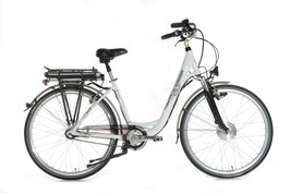 City Bike | silber