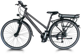 Trekking Bike Damen   |   anthrazit