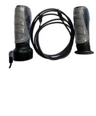 Art. 33023 Drehgriff mit Blindgriff und Kabel