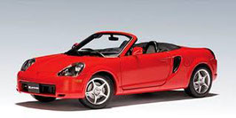 2000 Toyota MR2 red 1:18