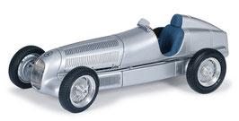 1934 Mercedes-Benz W25 Silberpfeil silver 1:18