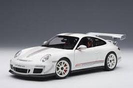 2011 Porsche 911 997 GT3-RS 4.0 white 1:18