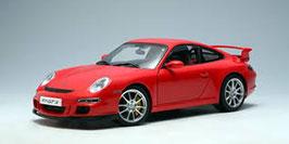 2006 Porsche 911 997 GT3 red 1:18