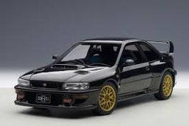 1998 Subaru Impreza 22B black 1:18