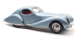 1937 Talbot-Lago Coupé T150 C-SS Figoni & Falaschi Teardrop light blue metallic 1:18
