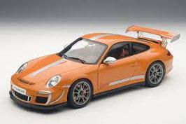 2011 Porsche 911 997 GT3-RS 4.0 orange 1:18