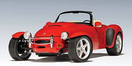 1998 Panoz Roadster red 1:18