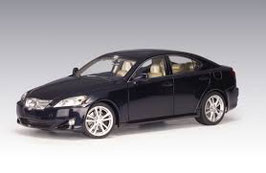 2006 Lexus IS350 darkblue metallic 1:18