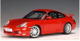 1999 Porsche 911 996 GT3 red 1:18