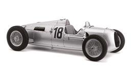 1936 Auto Union Type C Eifel Race #18 Bernd Rosemeyer 1:18