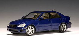 2000 Lexus IS300 blue metallic 1:18