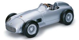 1954 W196 Monoposto silver 1:18