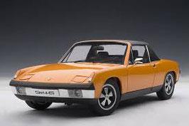 1970 Porsche 914/6 orange 1:18