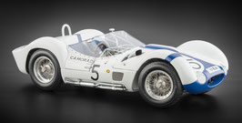 1960 Maserati Tipo 61 Birdcage Winner 1000km Nürburgring #5 Stirling Moss / Dan Gurney 1:18