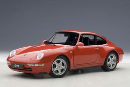 1993 Porsche 911 993 Carrera red 1:18