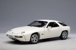 1977 Porsche 928 white 1:18