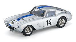 1961 Ferrari 250 GT SWB Competizione Winner Le Mans #14 Jean Guichet / Pierre Noblet, 1:18