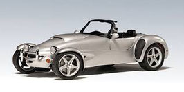 1998 Panoz Roadster silver 1:18