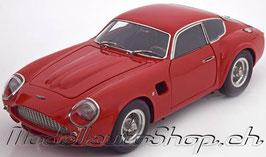 1961 Aston Martin DB4 GT Zagato red  1:18