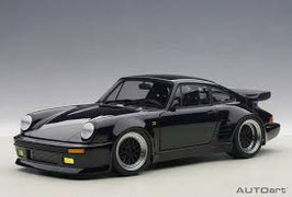 1975 Porsche 911 930 Turbo Wangan midnight blackbird 1:18