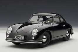 1950 Porsche 356 Coupe Ferdinand black 1:18