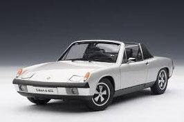 1970 Porsche 914/6 silver 1:18
