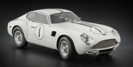 1961 Aston Martin DB4 GT Zagato LeMans #1  1:18