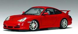 2003 Porsche 911 996 GT3 red 1:18