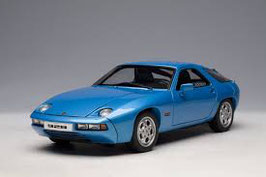 1977 Porsche 928 minervablue metallic 1:18