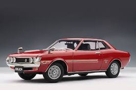 1970 Toyota Celica 1600 GT red 1:18