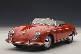 1955 Porsche 356A Speedster red 1:18