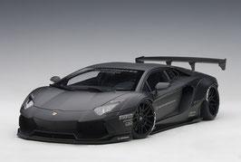 2015 Lamborghini Huracan LB-works black matt 1:18
