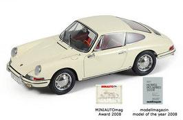 1964 Porsche 911 901 ivory  1:18
