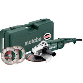 Metabo Winkelschleifer Ø 230 2200W Set