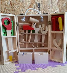 大工さんセット(木製おもちゃ)