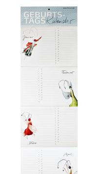 Geburtstags-Kalender Figurinas
