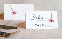 Tischkarten Kirschblüte