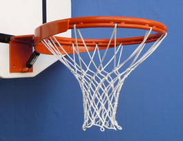 Klapp-Basketballkorb mit Gasfeder