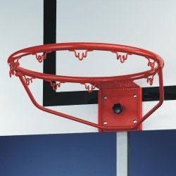 """Basketballkorb nach DIN """"abnehmbare Ausführung"""", lackiert"""
