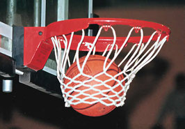 "Basketballnetz ""Wettkampf"""