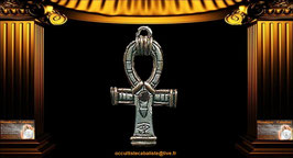 PENDENTIF ÉGYPTIEN CROIX DE ANKH 2