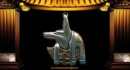 PENDENTIF ÉGYPTIEN ANUBIS