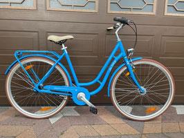"Pegasus Bici Italia Damen Retro Bike blau 28"" 3 Gang 596-91750"