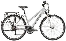 Herkules Avanos Trekkingbike silber-matt 27 Gang 233130152