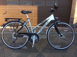 Pegasus Premio Light Trekkingbike weis/silber 27 Gang 500-50450