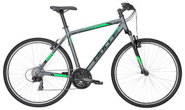 "Bulls ""Pulsar CR"" Herren Cross Bike grau/grün RH 54"