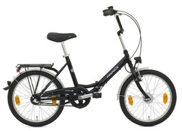 "Pegasus Klapprad 20"" 3Gang ND 21001"