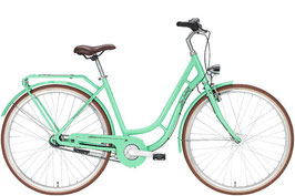 "Pegasus Bici Italia Damen Retro Bike mint 28"" 7 Gang"